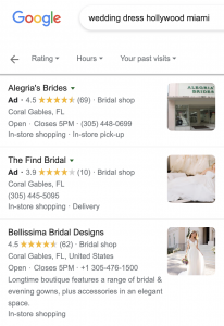 optimize Profile with Google my business for better engagement